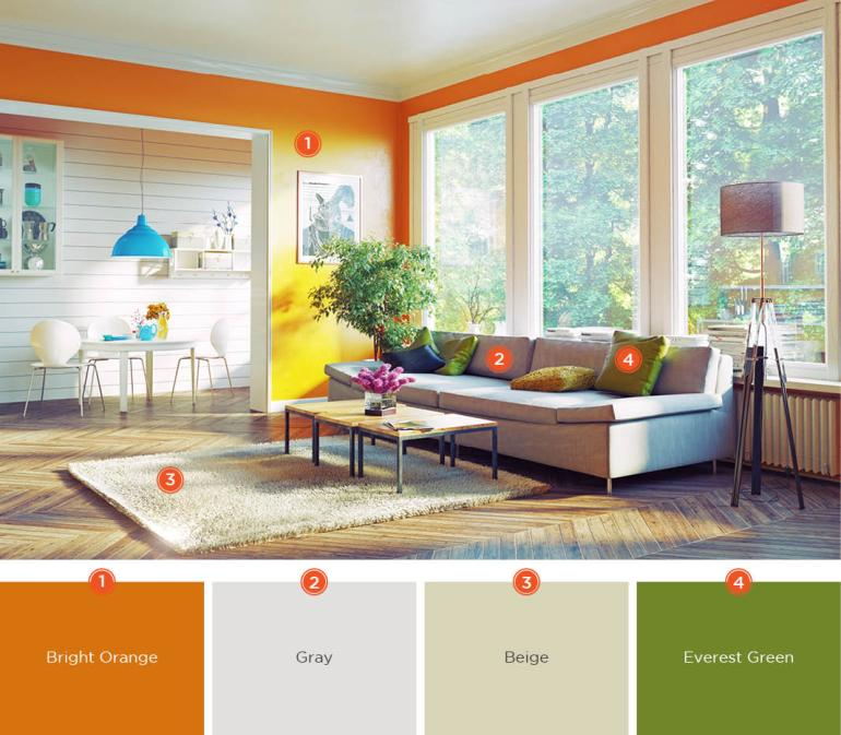 Great living room design ideas #livingroomcolorschemes #livingroomcolorcombination