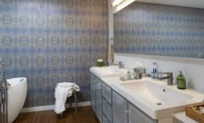 59 Simply Chic Bathroom Tile Ideas For Floor Shower And Wall Design - Bathroom-tiling-ideas