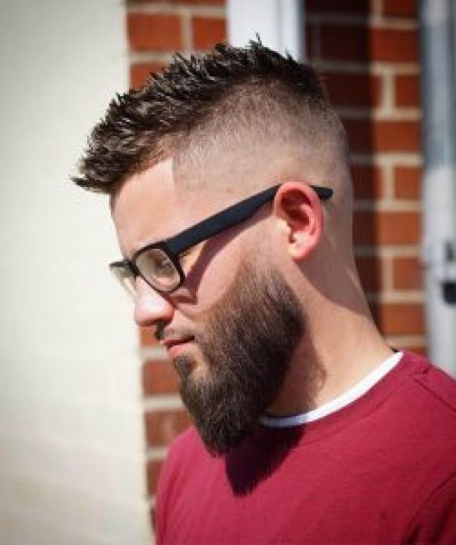Awesome mustache styles with beard #beardstyles #beardstylemen #haircut #menstyle