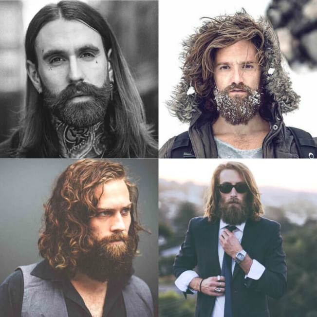 Fabulous beard styles pictures #beardstyles #beardstylemen #haircut #menstyle