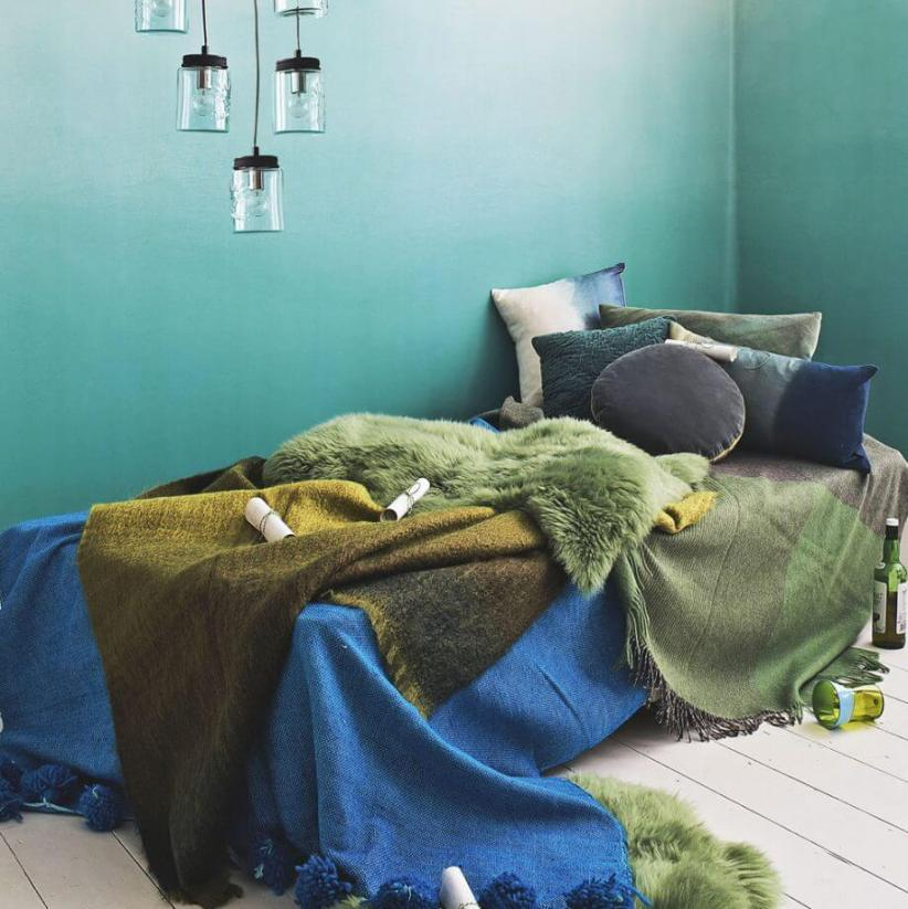 Unforgettable wall decor paintings #bedroom #paint #color