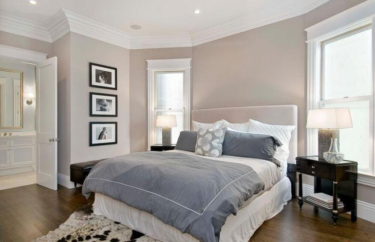Glorious wall paint design ideas #bedroom #paint #color