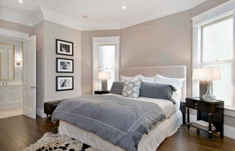 Glorious wall paint design ideas #bedroom #paint #color
