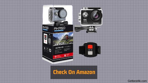 Check On Amazon 7 1 - Top 3 Akaso 4k cameras [October 2018]