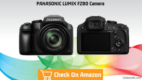 PANASONIC LUMIX FZ80 Camera