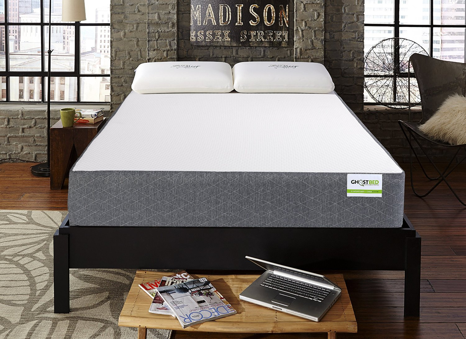 Charmant If Have Lower Back Pain, Try Ghostbed Mattress