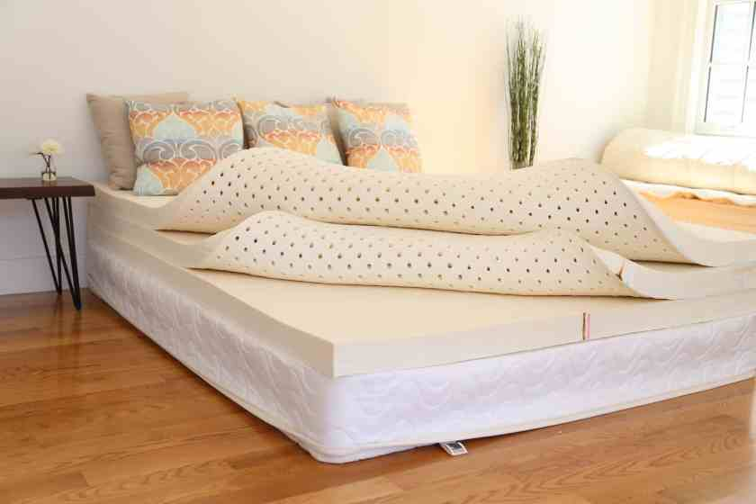 structure of spindle mattress