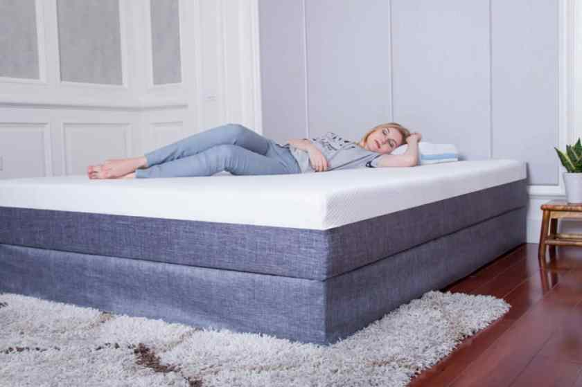 Qomfort mattress is the best online mattress under $500