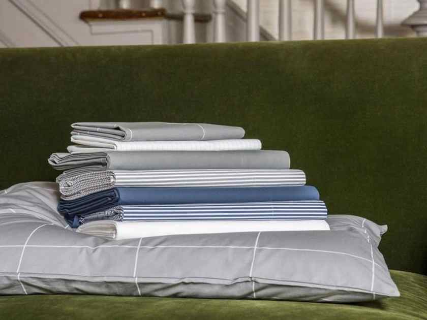 Brooklinen sheets are made of high quality color materials