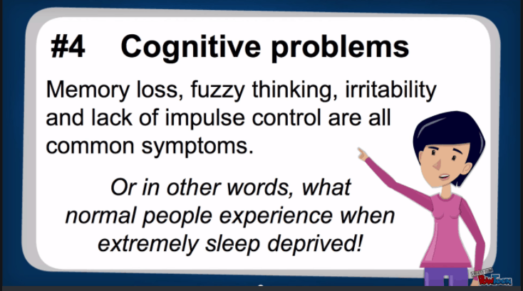 cognitive problems