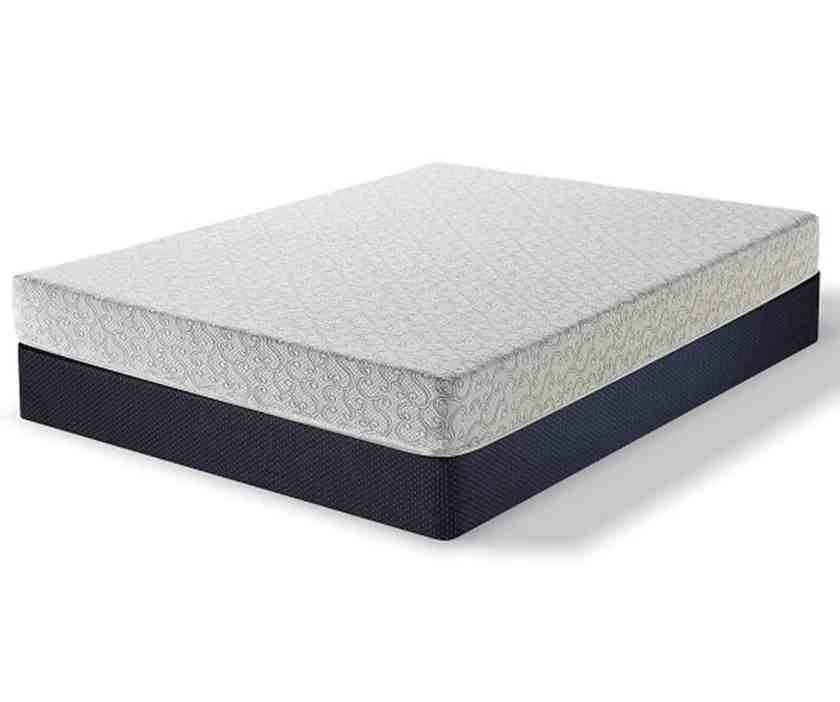 Serta Perfect Sleeper Alesbury 8 inches Plush Mattress