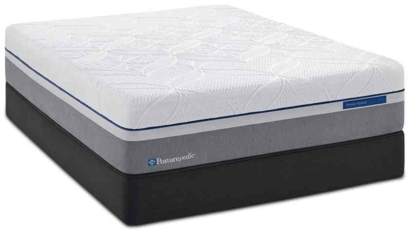 Sealy Posturepedic Hybrid Cobalt Firm Mattress