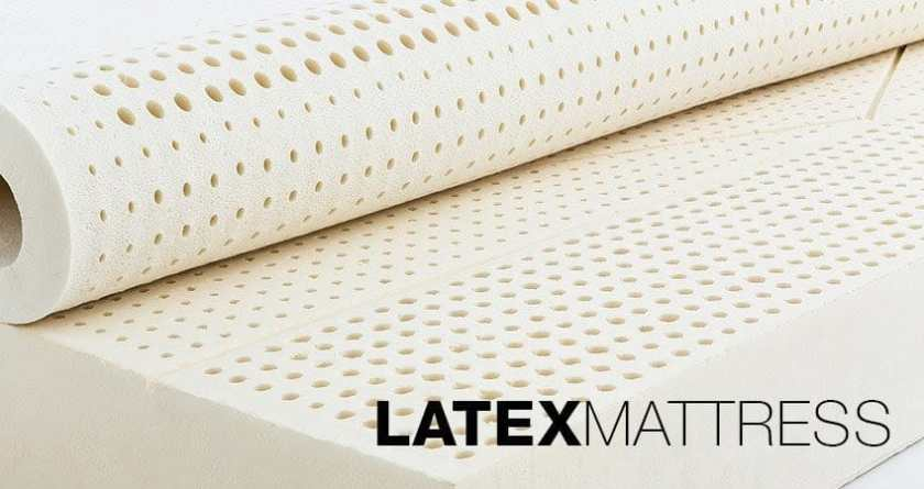 latex mattress durability