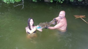 family fun catfish guide service lake gaston