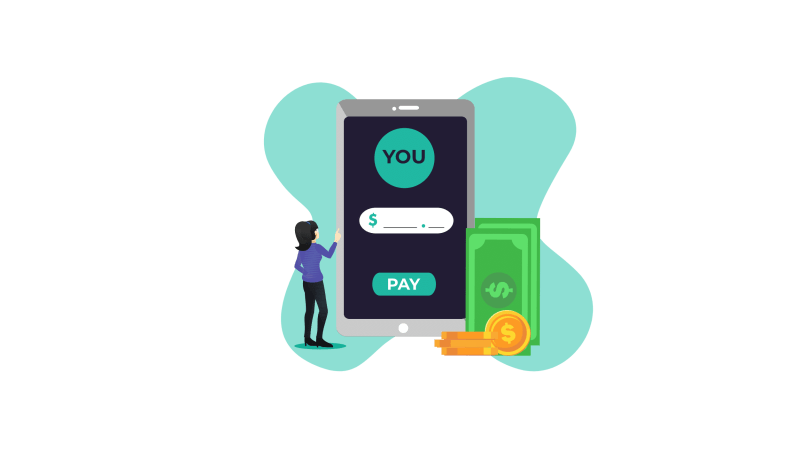 Paying is easy with borderless