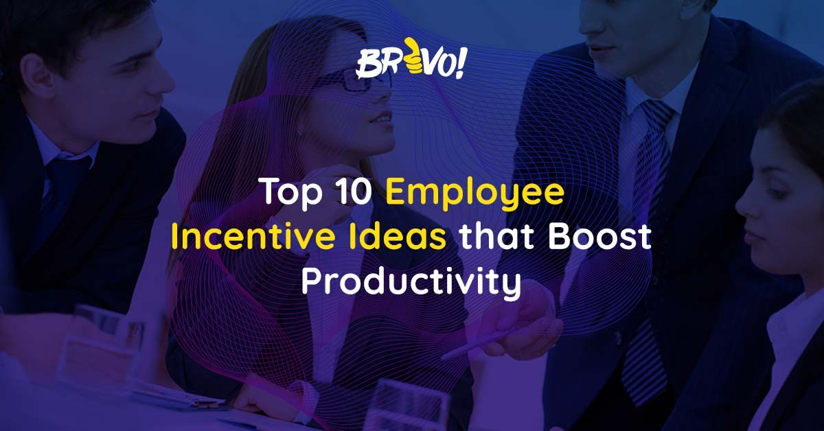 Top 10 Employee Incentive Ideas that Boost Productivity