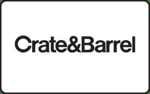 crate barrel