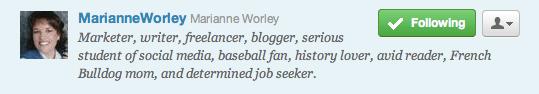 Marianne Worley
