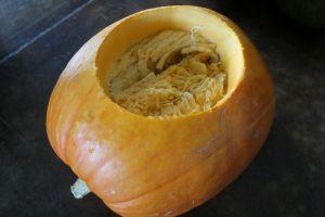 Pumpkin carving, pumpkin diarama, halloween decorating
