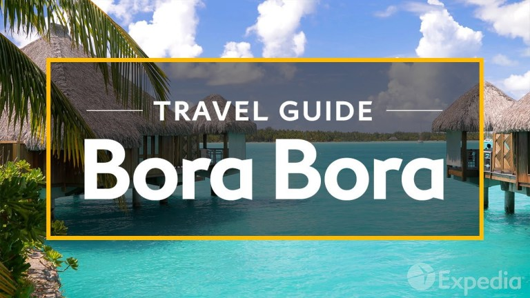 Bora Bora Vacation Travel Guide | Expedia