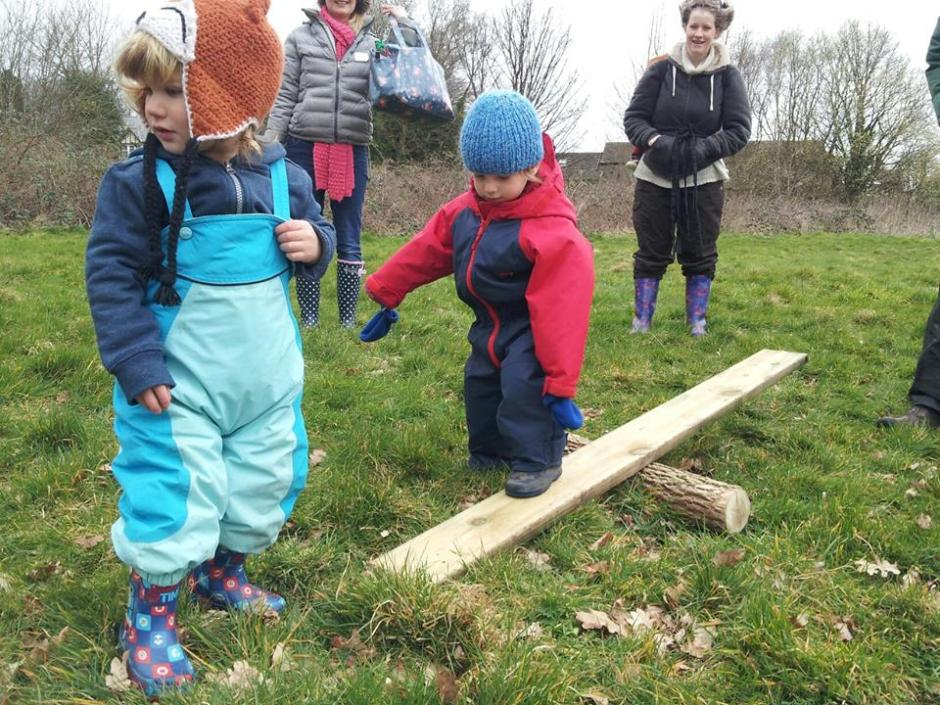 Forest School Outdoor Learning