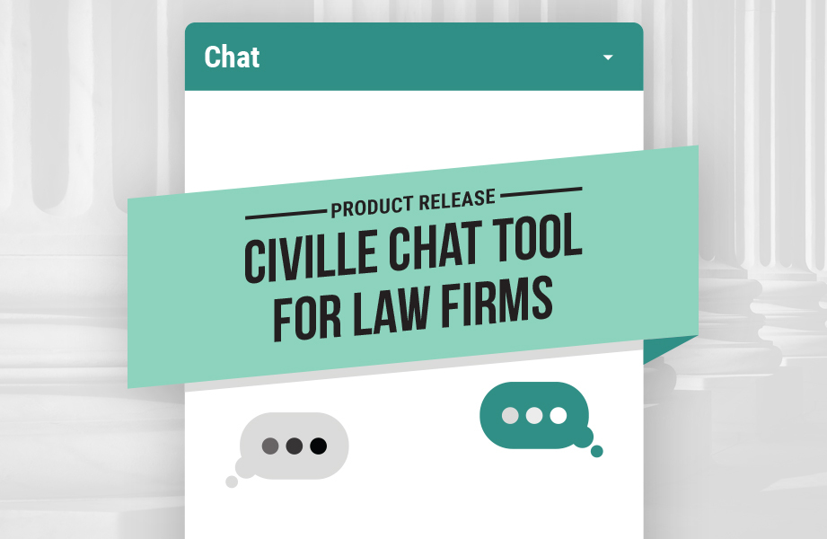 civille chat tool for law firms