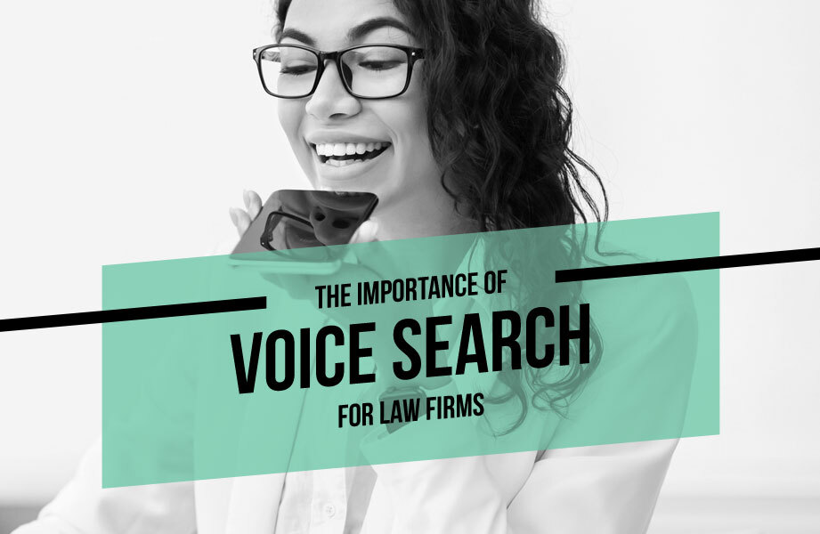 voice search for law firms