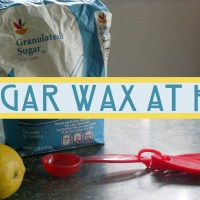 Pulling My Hair Out: DIY Sugar Waxing