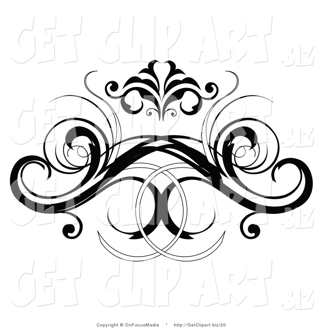 Royalty Free Floral Scroll Stock Get Designs