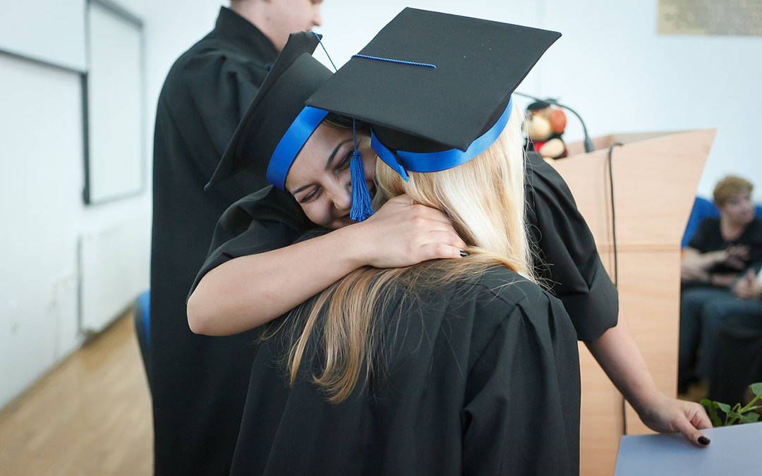 So, You've Graduated – What's Next??