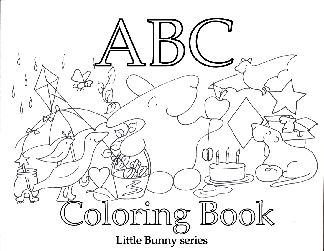 Abc Animal Coloring Pages At Getcolorings
