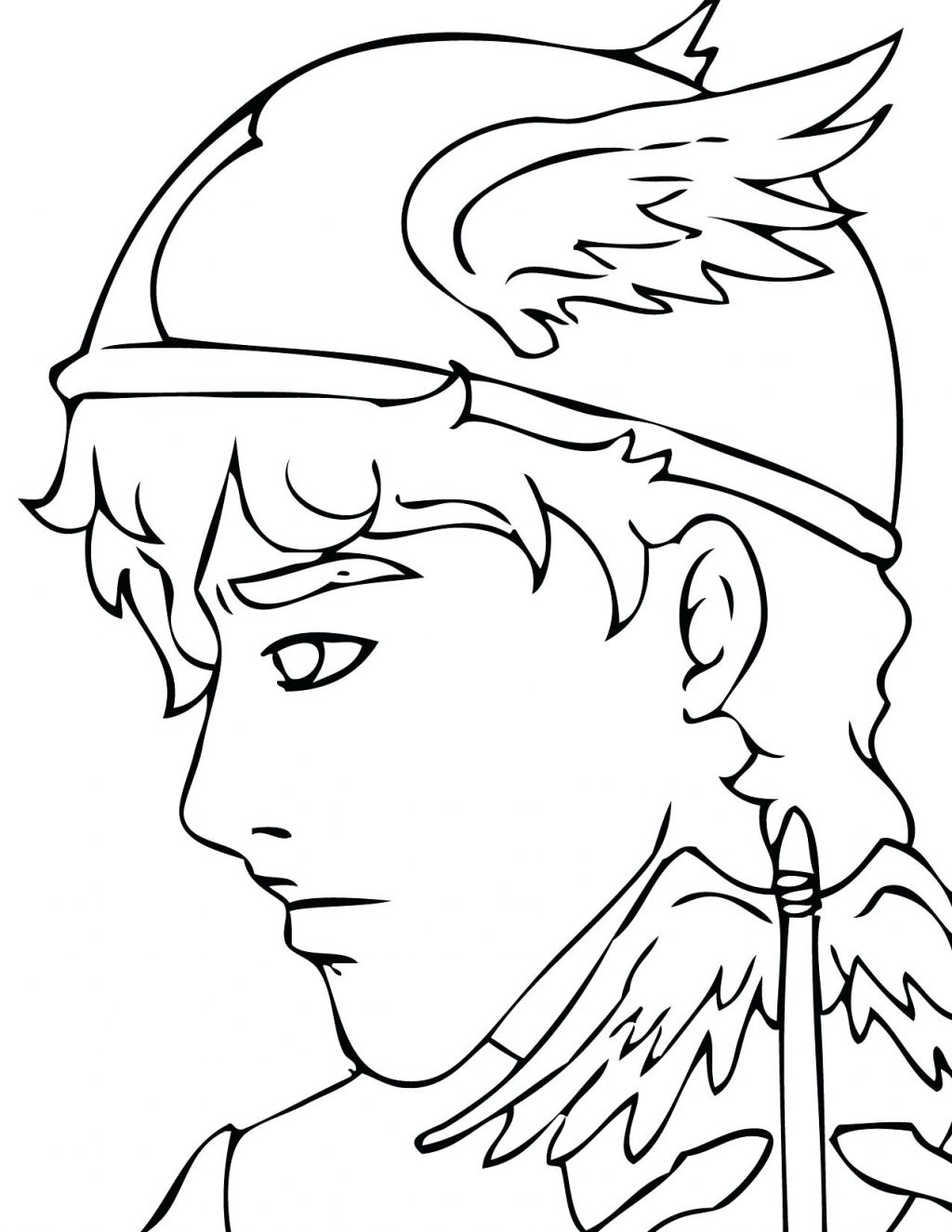 Apollo Coloring Page At Getcolorings
