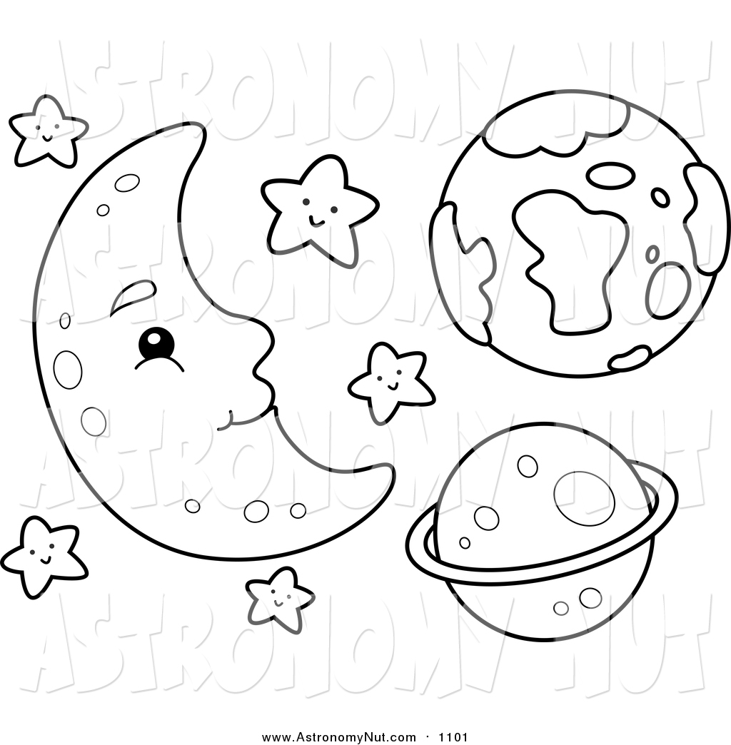 Astronomy Coloring Pages At Getcolorings
