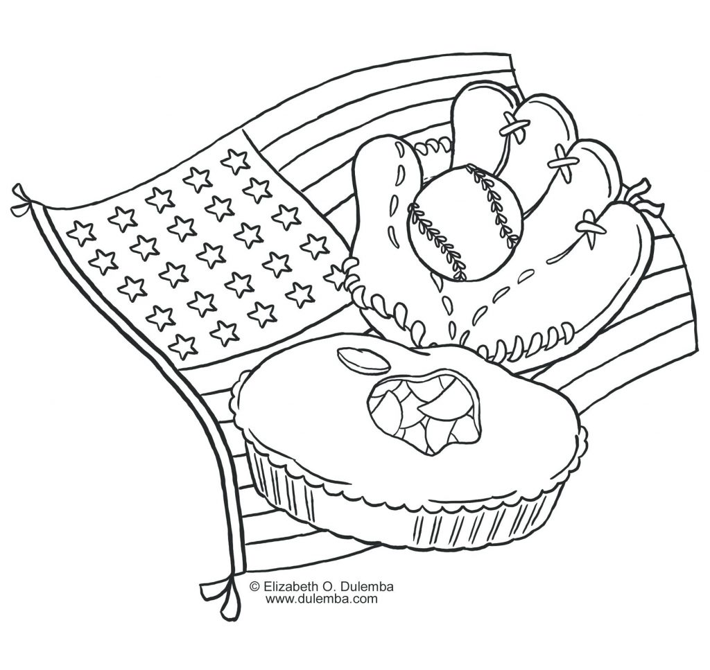 Baseball Jersey Coloring Page At Getcolorings