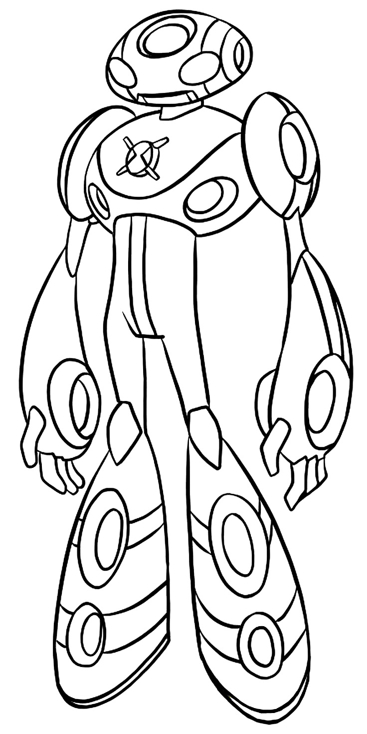ben 10 alien force coloring pages at getcolorings