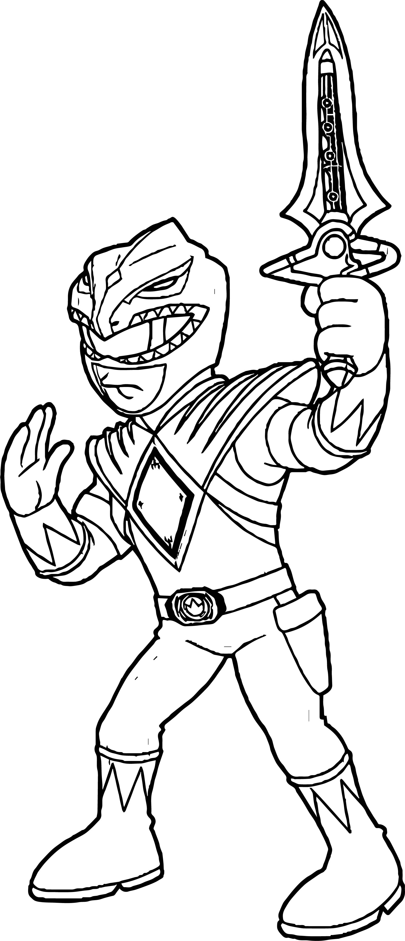 Power Rangers Spd Badge Coloring Pages