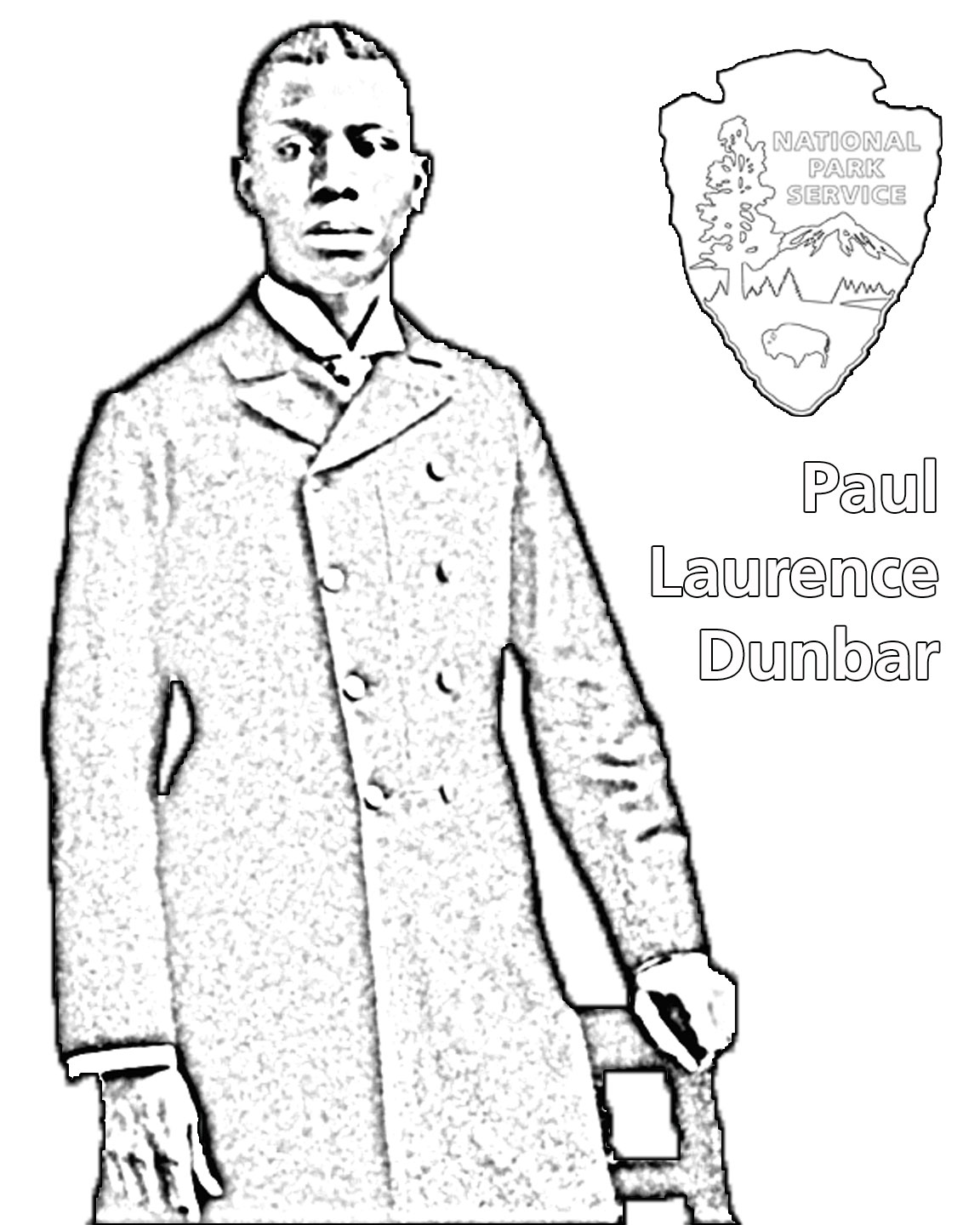 Booker T Washington Coloring Pages At Getcolorings