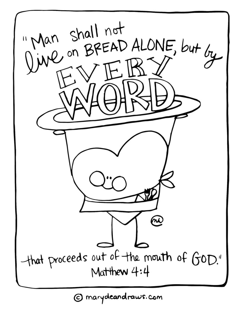 bread coloring page at getcolorings  free printable