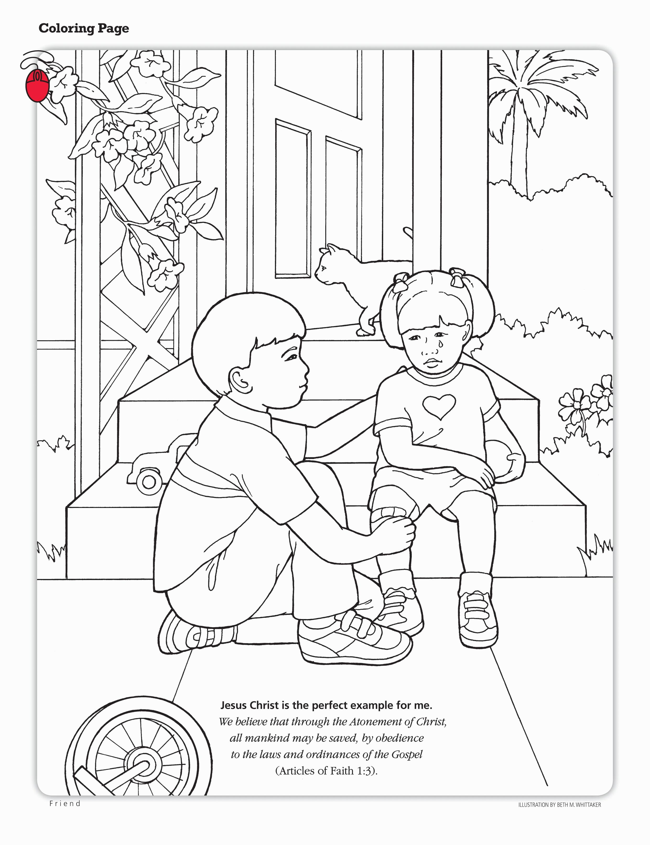 Bullying Coloring Pages At Getcolorings