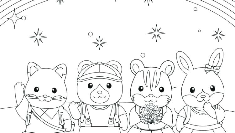 calico cat coloring page at getcolorings  free