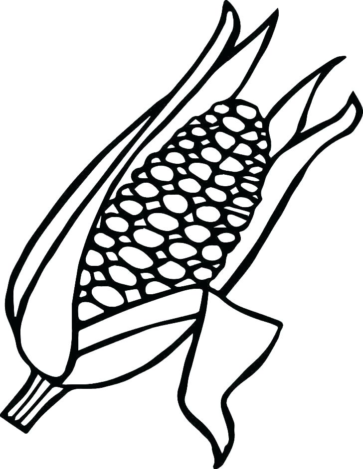 candy corn coloring page at getcolorings  free