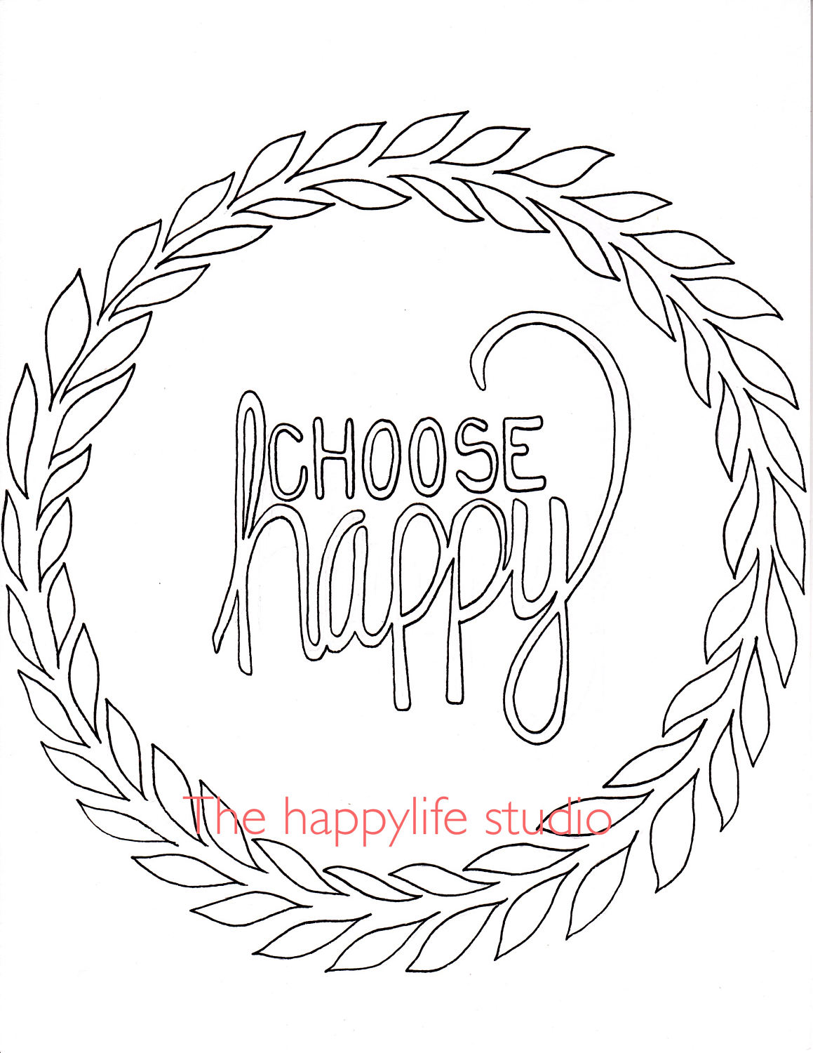 Coloring Pages For Adults Simple At Getcolorings