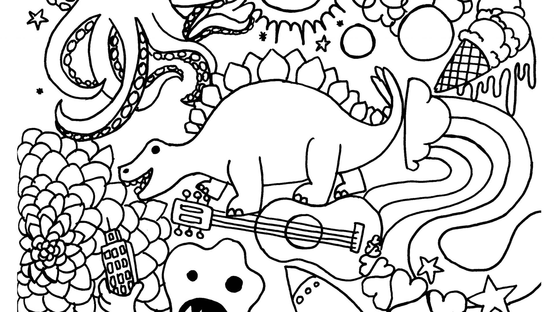 Coloring Pages Second Grade At Getcolorings