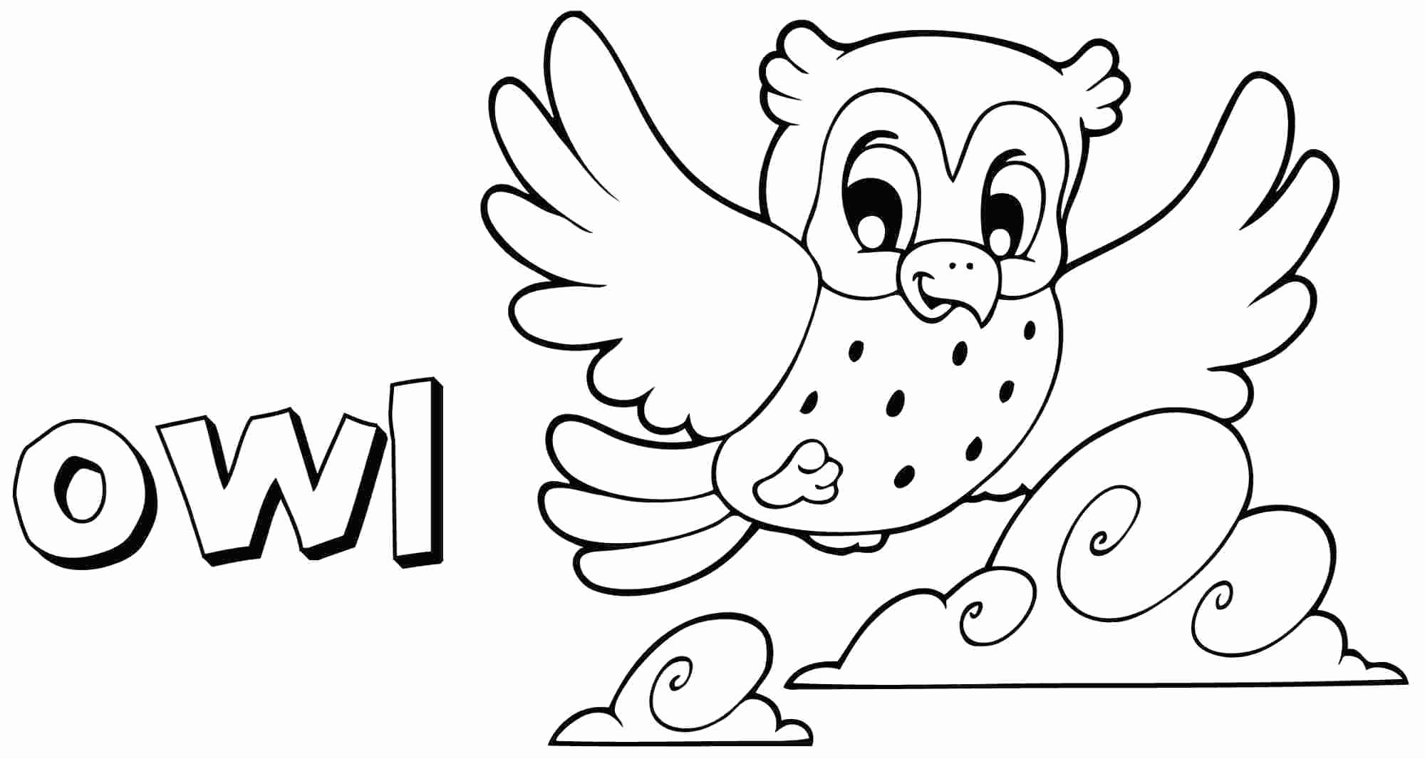 Search Results For Owl Coloring Pages On Getcolorings