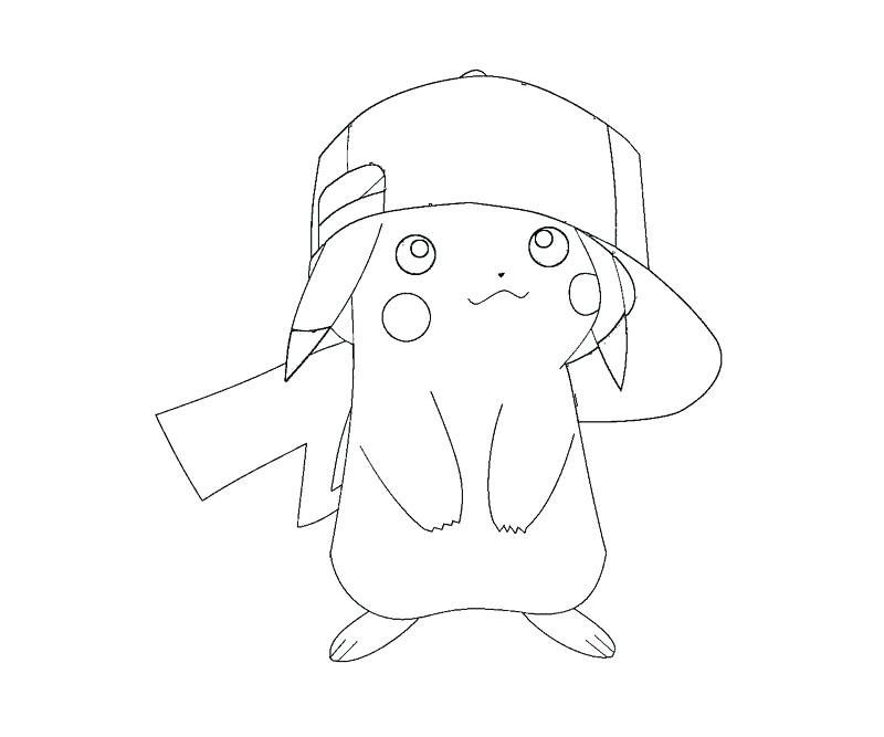 cute pikachu coloring pages at getcolorings  free
