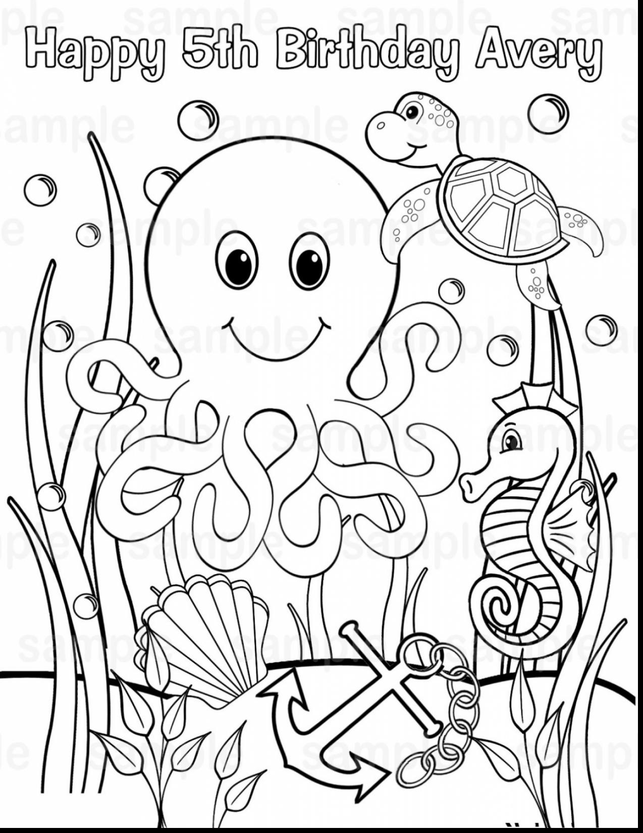 Detailed Animal Coloring Pages At Getcolorings