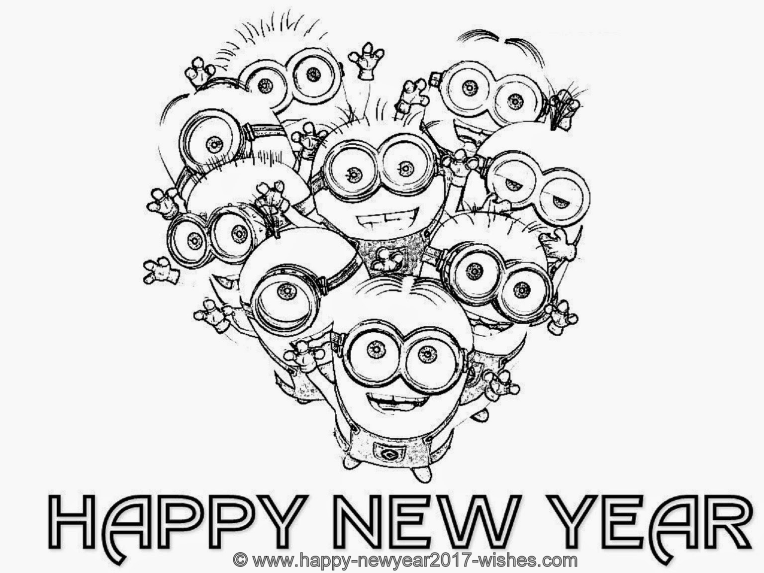 Disney New Years Coloring Pages At Getcolorings