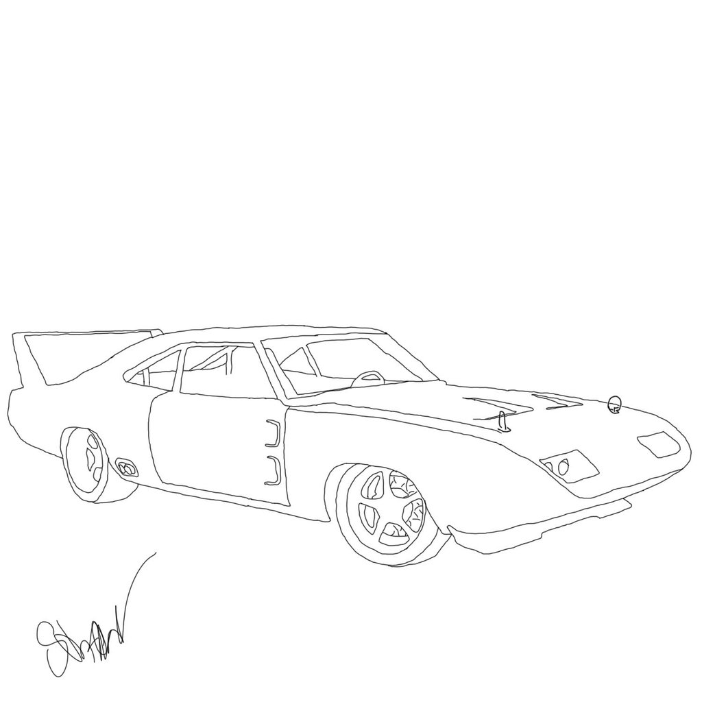 Drift Car Coloring Pages At Getcolorings