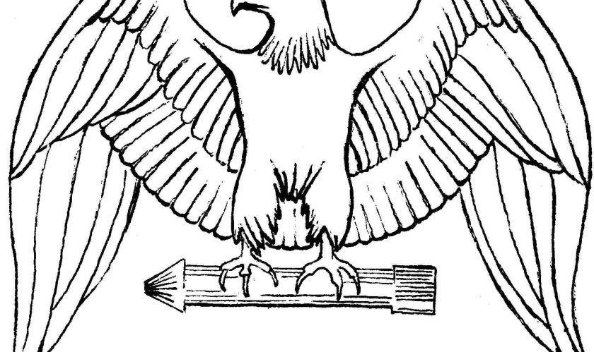 eagle flying coloring pages at getcolorings  free