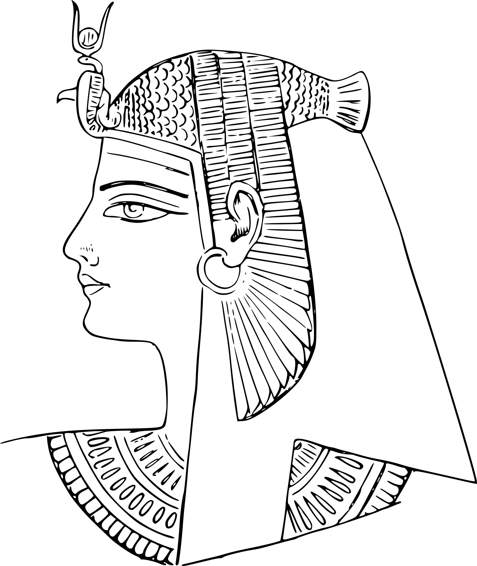 Egypt Flag Coloring Page At Getcolorings